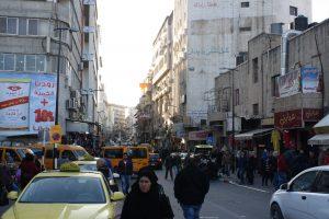 Åter hemma i Ramallah