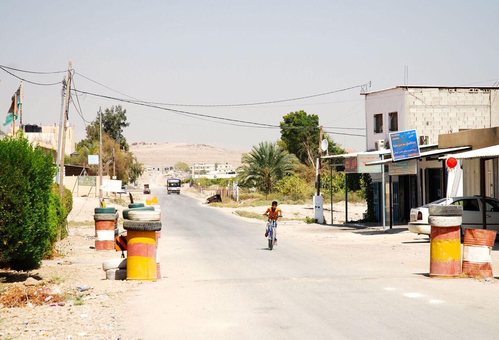 Palestina – en permanent tillvaro av oro och styrka