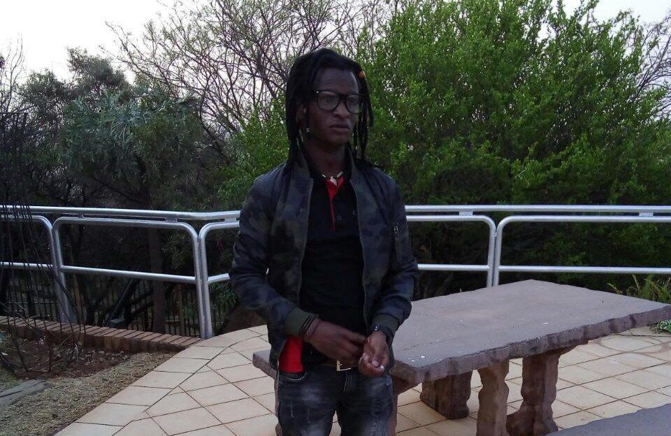 Personprofil: Eugene Tshuma